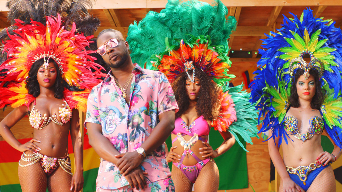 Maleek Berry - Gimme Life (Official Video) - Directed by LABI